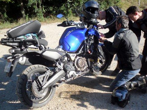 Gros trail et ++ en balade  à Axat , samedi 4 Octobre - Page 2 782180SDC19149