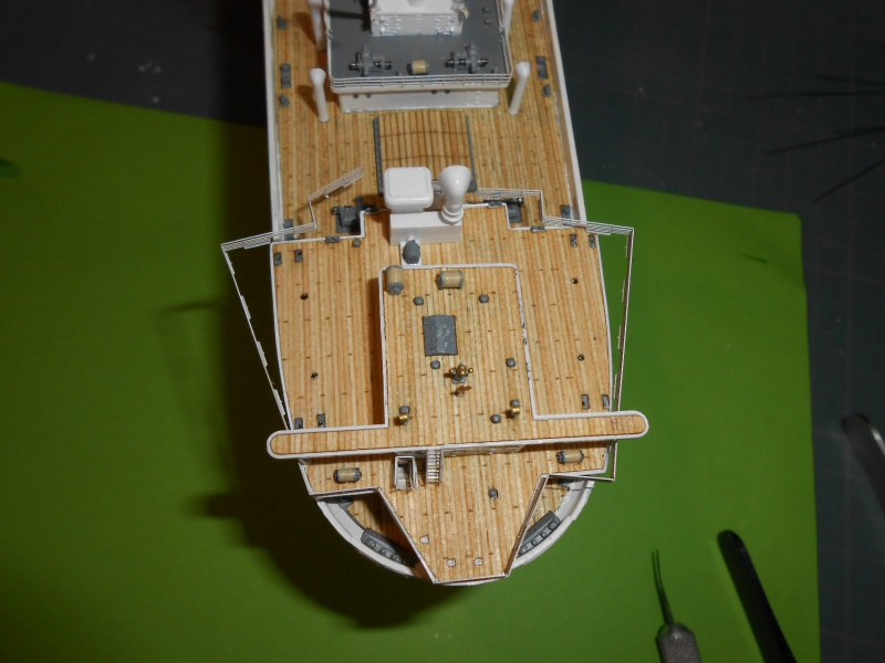Hikawa Maru hopital 1/350 PE/pont en bois et babioles  - Page 6 782223DSCN5990