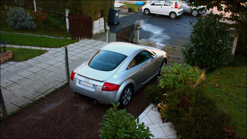 Zurma's mobile : Audi TT 225 Quattro. 7834023711