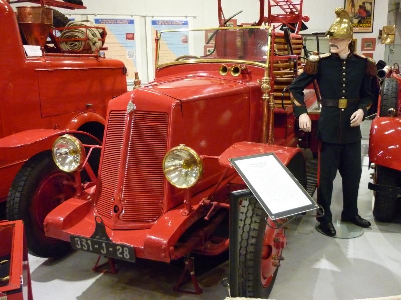 Musée des pompiers de MONTVILLE (76) 784079AGLICORNEROUEN2011049