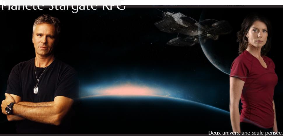 Stargate RPG: Planète-Stargate