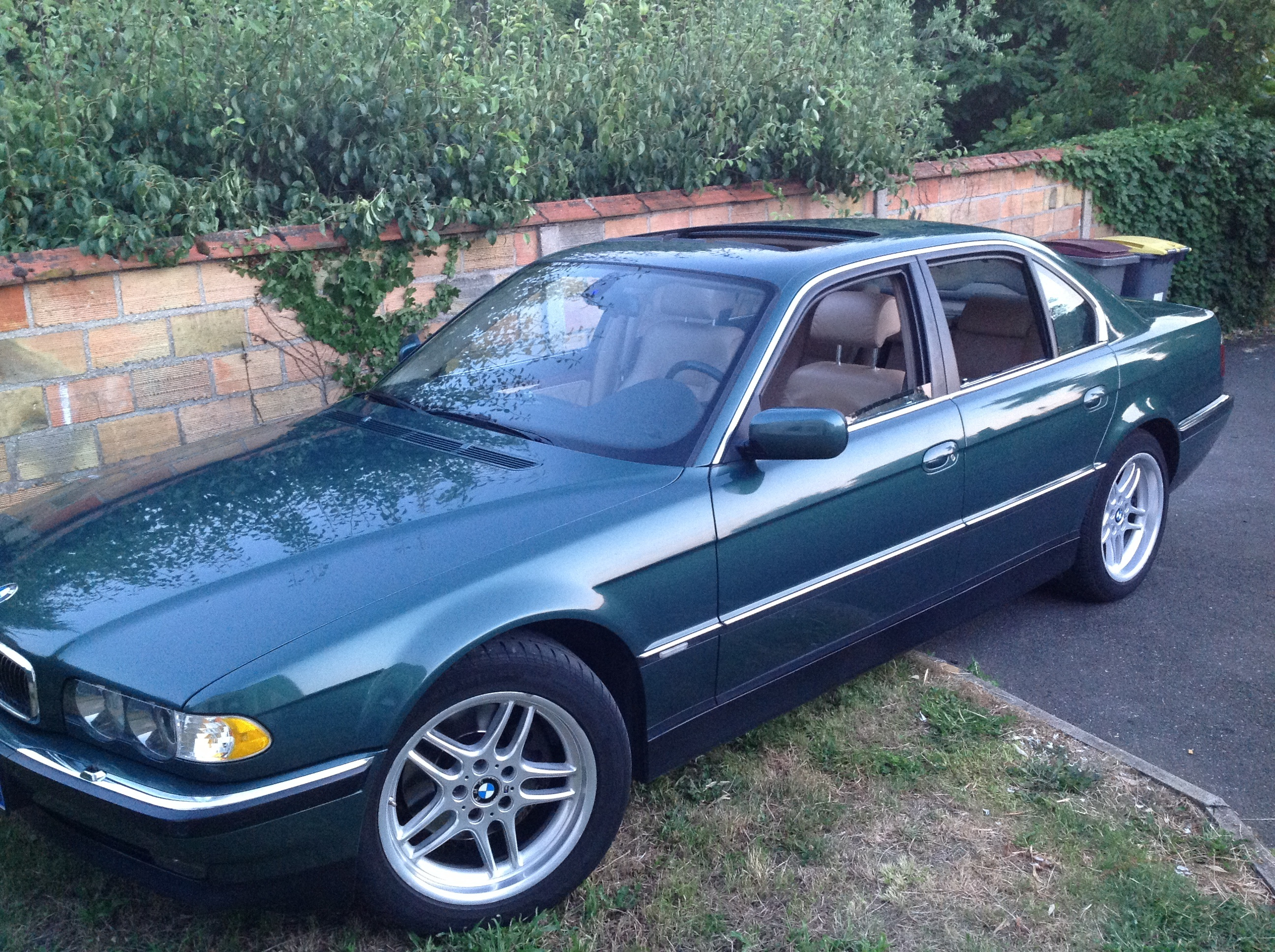 Ma BMW 740 D 785556image