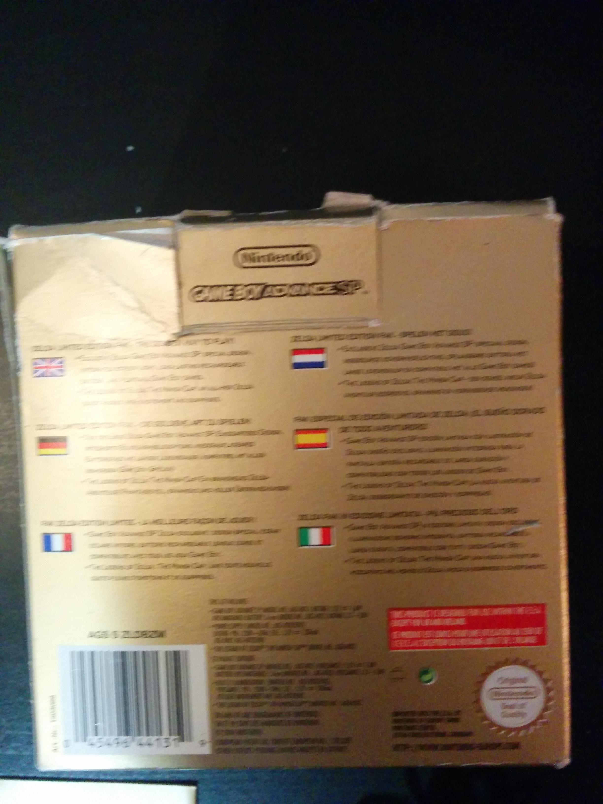 [EST] Divers (GBA SP Zelda, Master System ..) 785780IMG20171014104520