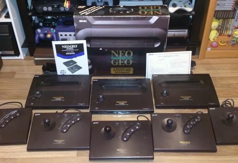Neoth no Dai Collection : AES x MVS x CD x Pocket 78584310991069102001367411784762631540538090229268n