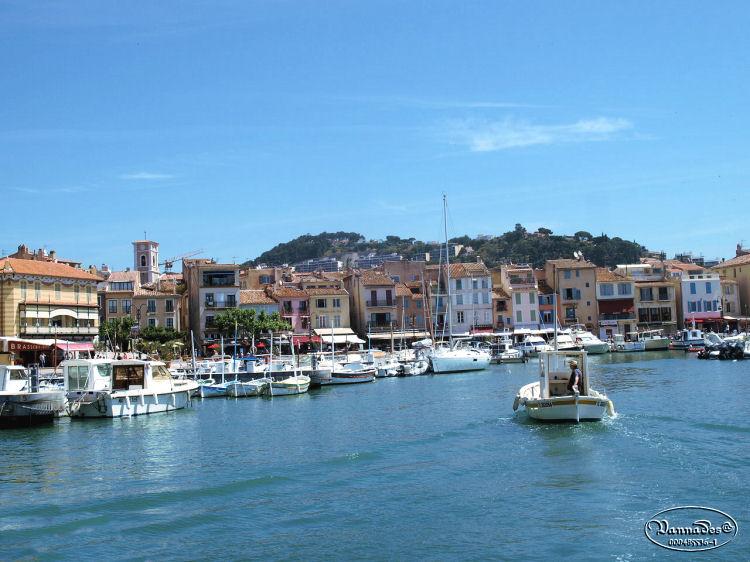 Cassis sur Mer et La Ciotat Bouches du Rhône 7870754710