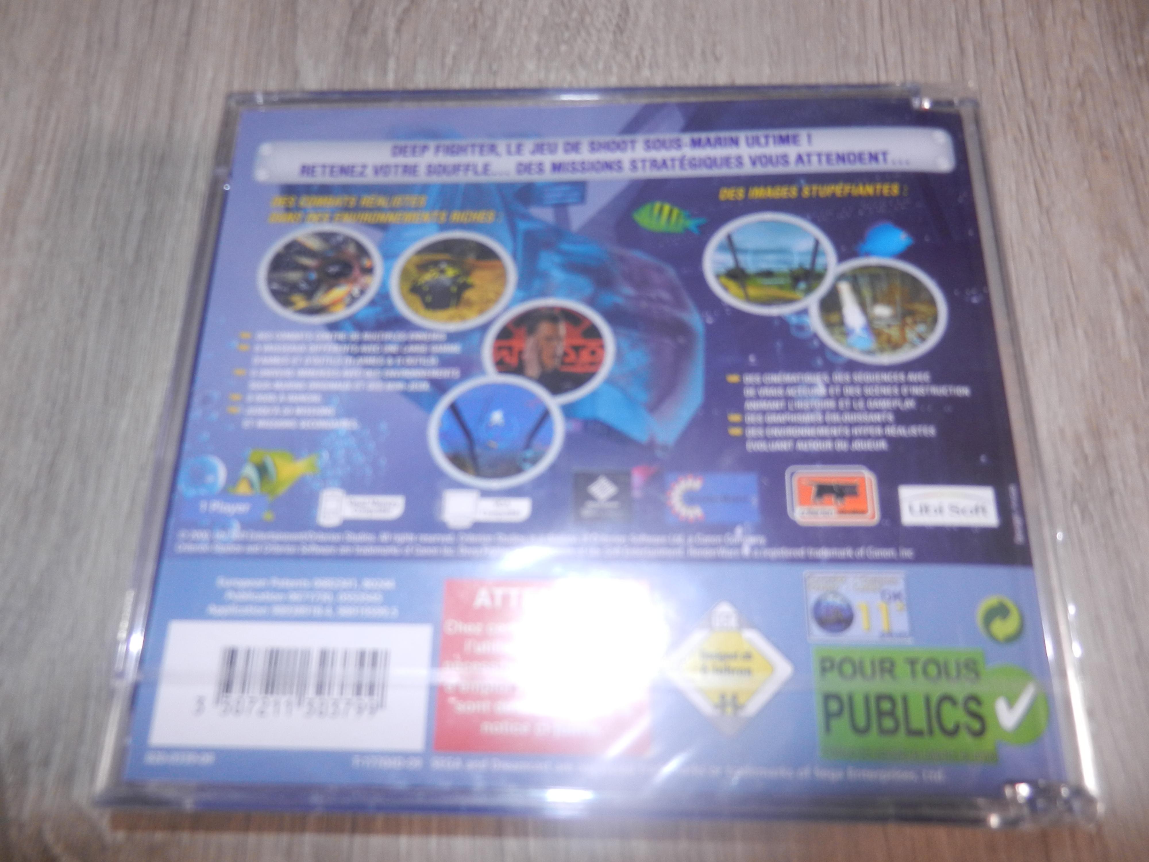 [OK] Fullset Dreamcast PAL FR sous BLISTER : TERMINE au 12/12/16 788159DSCN2451