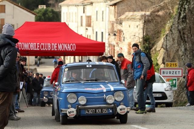 Renault engage quatre Renault 8 Gordini au Rallye Monte-Carlo Historique 2017 7884458659616