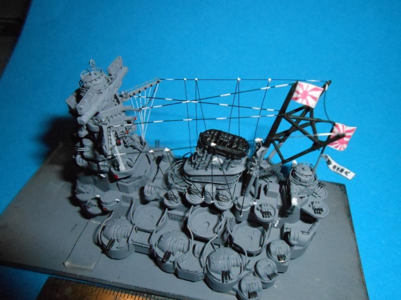 Yamato 1/700 fuji, PE,Pont en bois et babioles - Page 3 789743DSCN5467