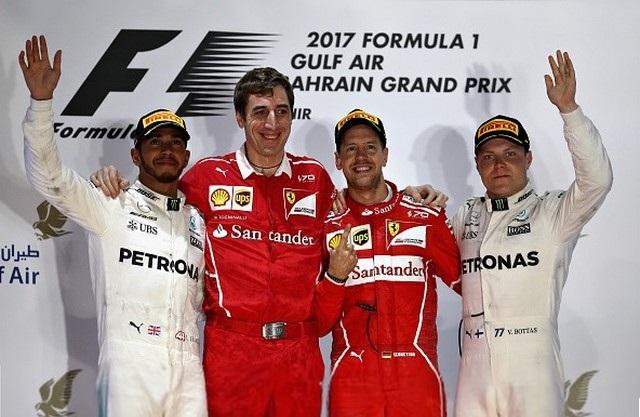 F1 GP de Bahreïn 2017 : victoire Sebastian Vettel 7898012017LewisHamiltonSebastianVettelValtteriBottas