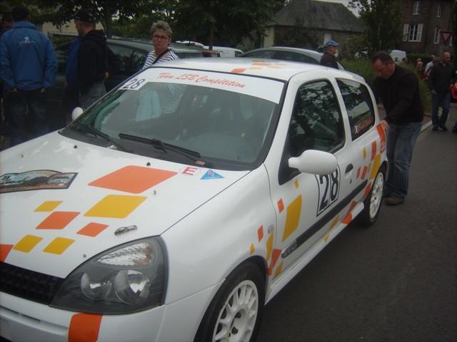31è Rallye Tessy sur Vire Gouvets 2012 (vérifications techniques)  790672Sep01782