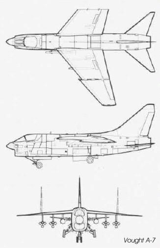 LTV A-7 Corsair II [NOUVELLE VERSION] 790911LTVA7ACorsairII2