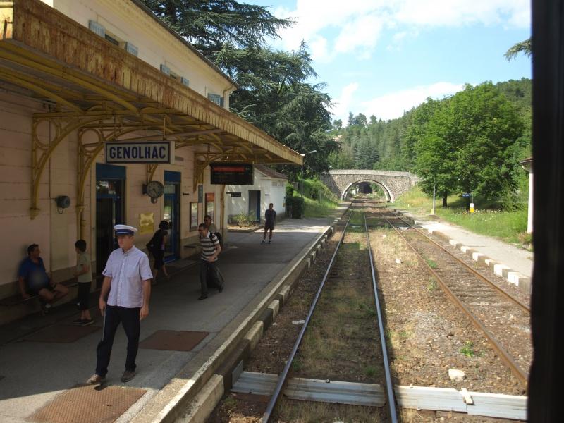 Le Relais routier de Ste Cécile d'Andorge (Gard) 792861P7247739
