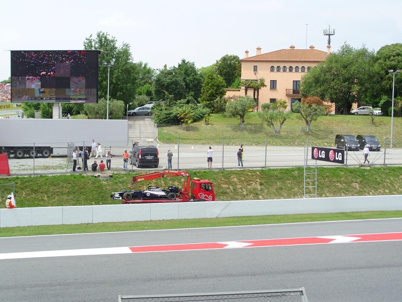 GP F1 BARCELONE 2012 793027SNB10227