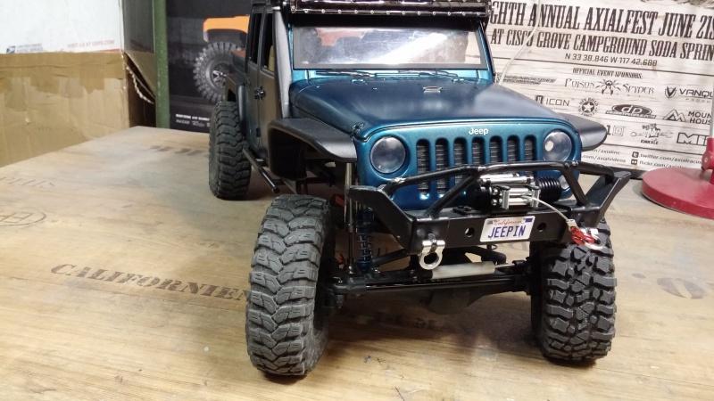 Jeep JK BRUTE Double Cab à la refonte! - Page 3 79333320141103184146