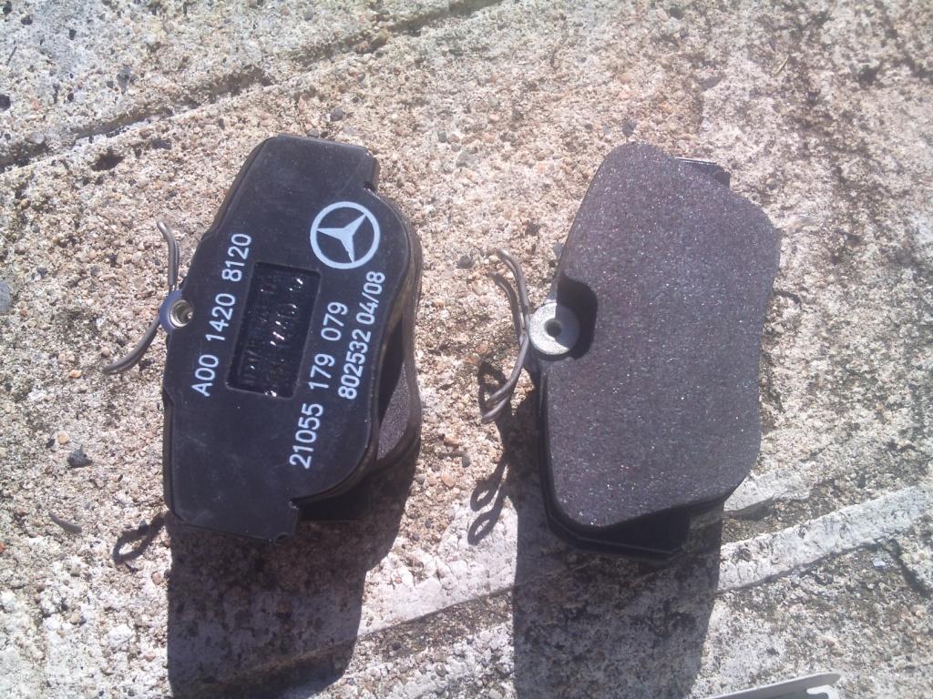 Mercedes 190 1.8 BVA, mon nouveau dailly - Page 10 793394DSC2980