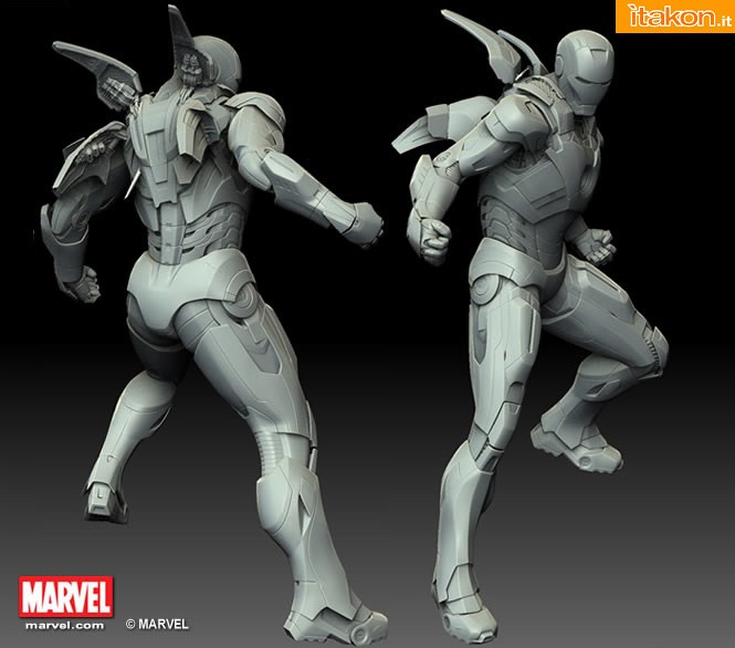 [XM Studios] Iron Man Mark VII - 1/4 scale 7949524306