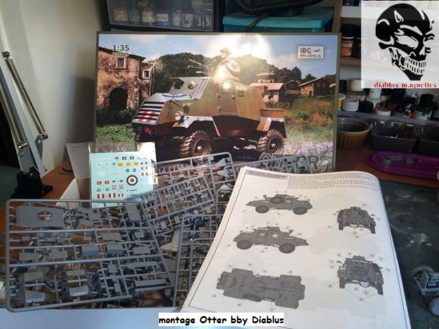 Otter en Italie 1/35 IBG  796052otter001