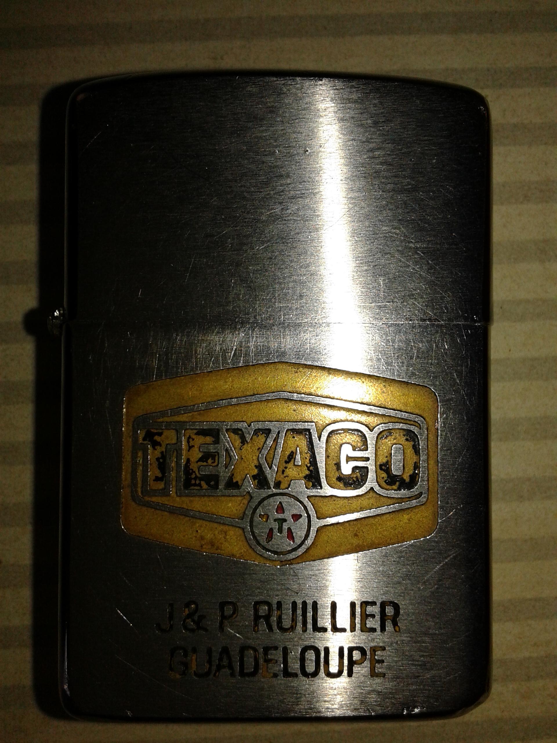 [Kébra] Collection 796313Texaco1965