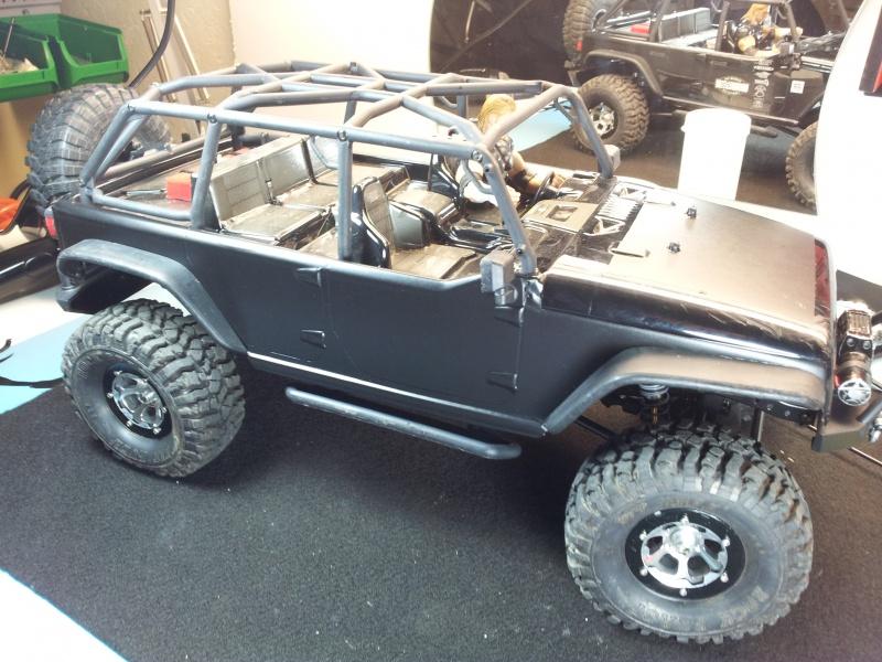 Jeep Wrangler Unlimited Rubicon kit de Marcogti 79704520131213190314
