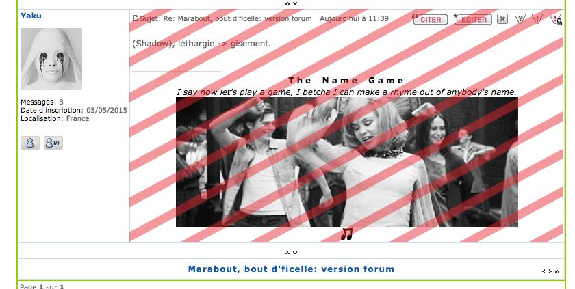 Tag f1f1f1 sur Forum gratuit : Le forum des forums actifs 797384couleurhelp