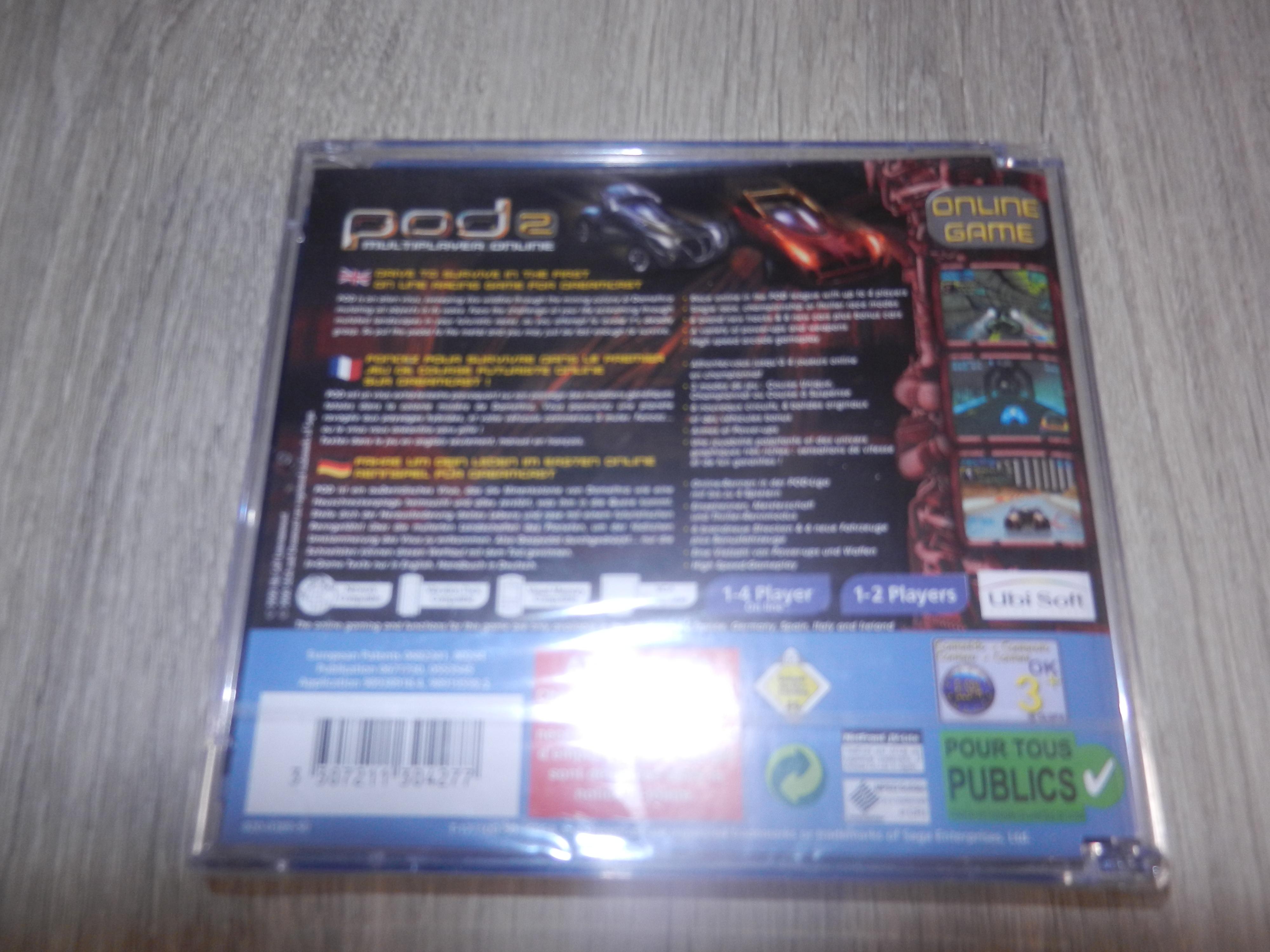 [OK] Fullset Dreamcast PAL FR sous BLISTER : TERMINE au 12/12/16 797655DSCN2449