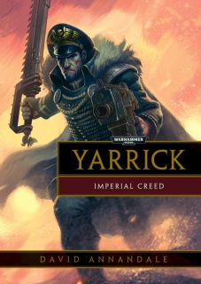 Programme des publications The Black Library 2015 - UK  - Page 7 797839YarrickImperialCreed