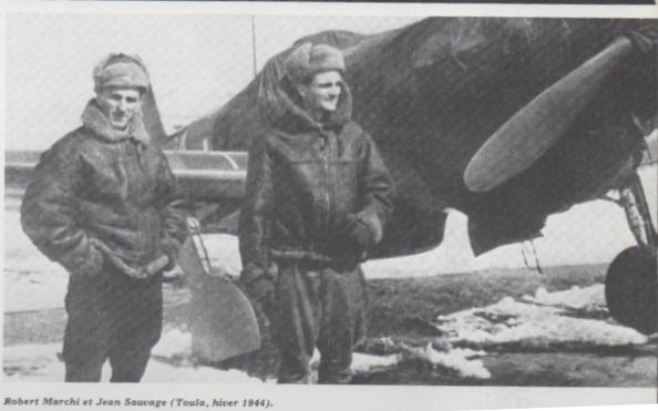 Le yak-9D de Jacques de sazint Phalle maquette au 1/48 799820raie