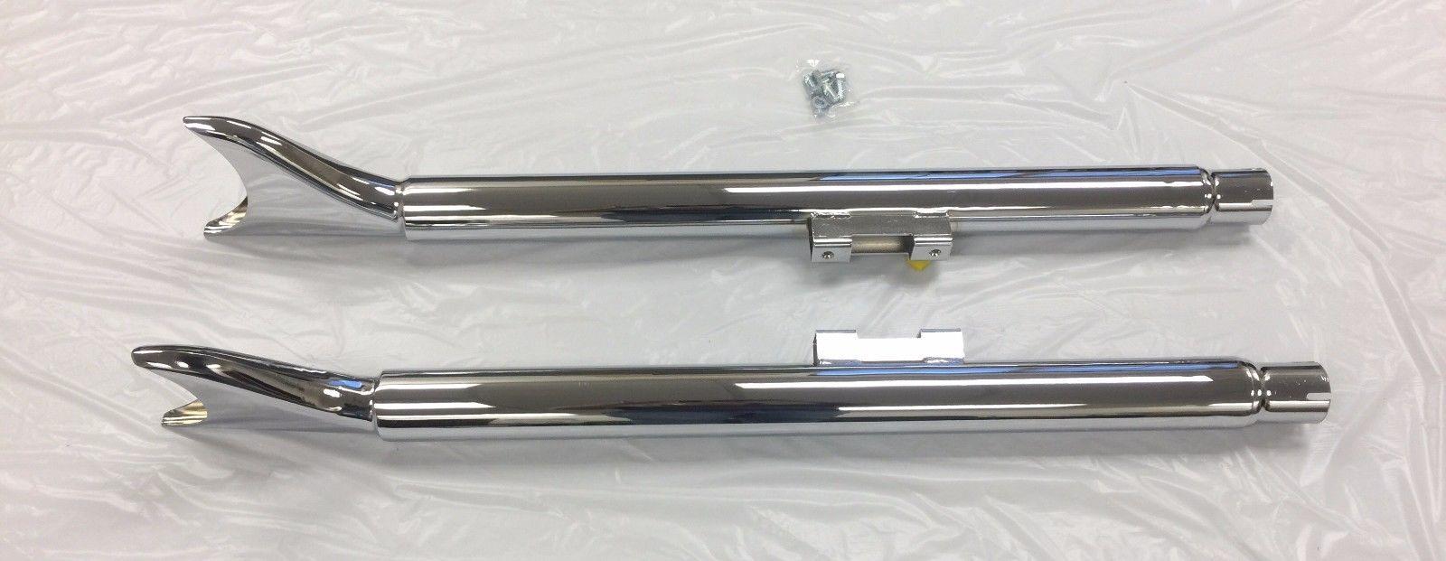 1 paire de pipes SAMSON cholo neuf 800164echappementsamsonn1