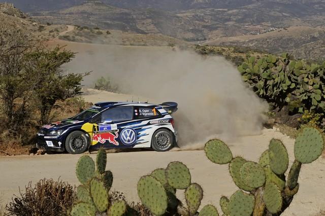 Rallye du Mexique : Volkswagen aux deux premières places du classement provisoire  800847hd022016wrc03bk11685