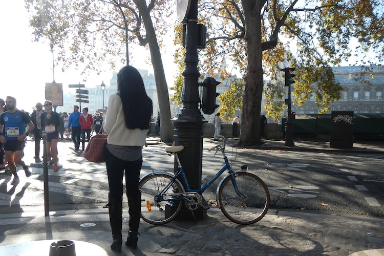 Pliant Helyett à l'Ekiden de PARIS le 1° Novembre 2015 (Fynsek et les Bisouquets) 801533DSCN6799