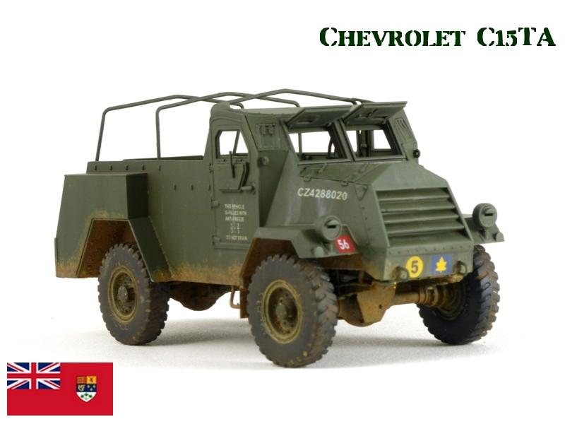 CHEVROLET C15TA - Normandie 44 - IBG 1/35 801727P1040558