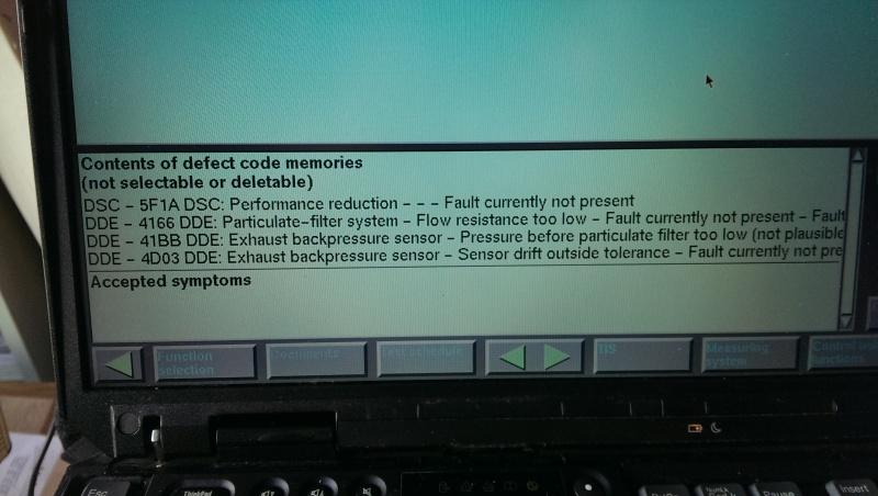 [ BMW E61 530XD an 2009 ] Perte de puissance aléatoire 802193IMAG0451