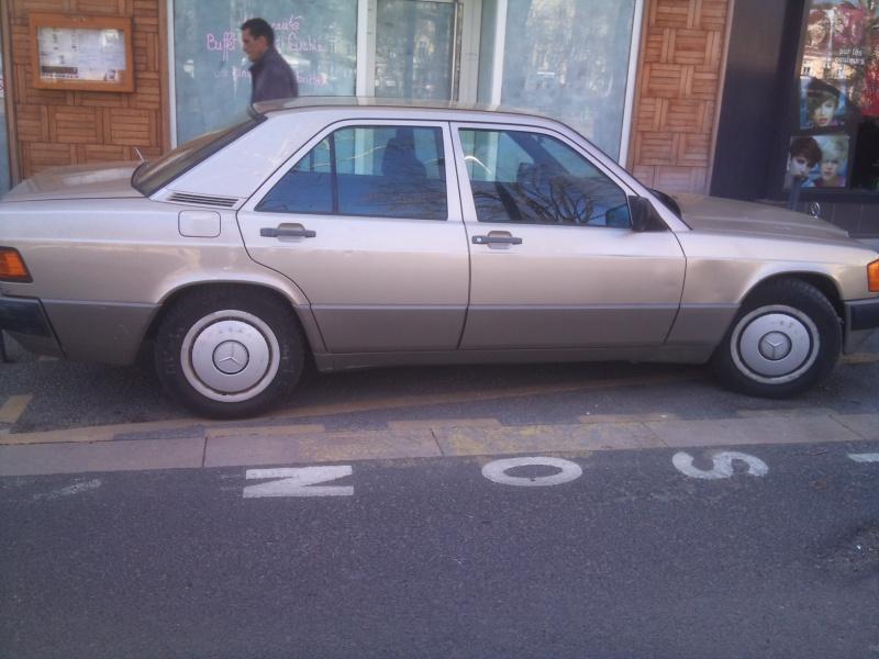 Mercedes 190 1.8 BVA, mon nouveau dailly - Page 5 802553DSC2299