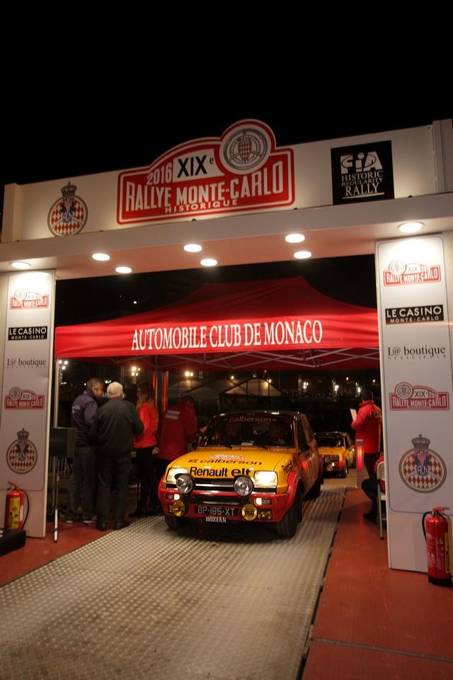 Rallye Monte-Carlo historique 2016 8029067536716