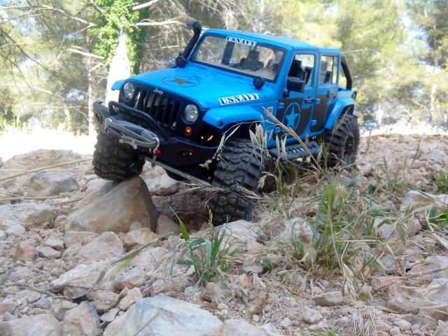 AXIAL SCX10 Jeep US NAVY 802908IMG20130618170424