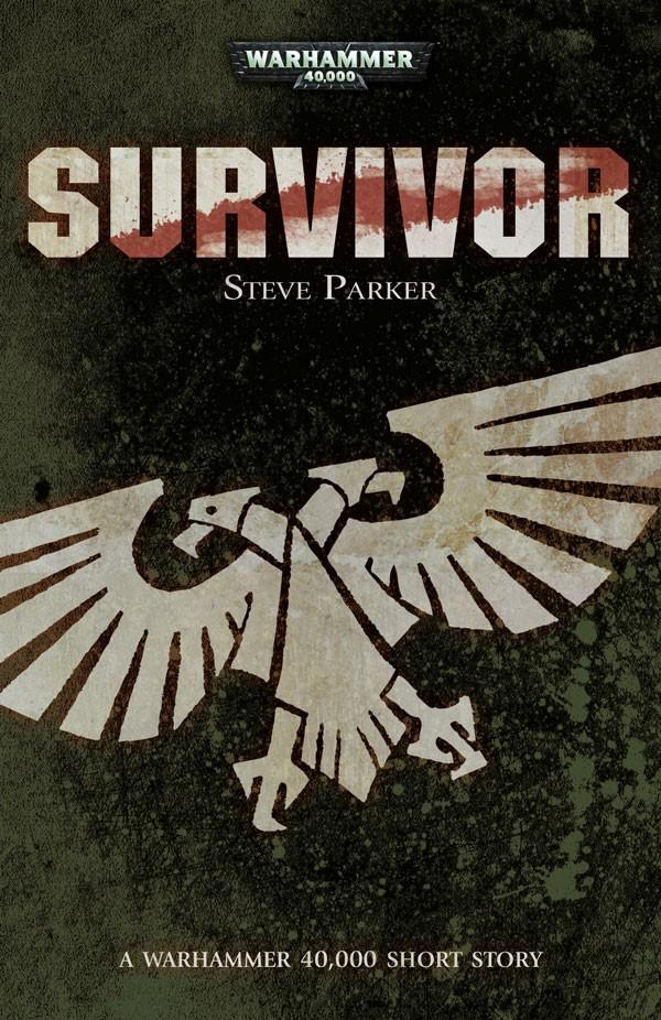 Black Library Summer Reading 803651Survivor