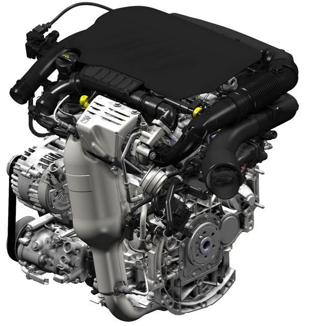 Citroën : L'e-THP130 nouveau moteur essence de la famille PureTech 804057P13138099