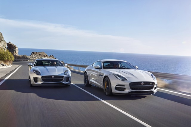 Lancement De La Nouvelle Jaguar F-TYPE Dotée De La Technologie GOPRO En Première Mondiale 804107jaguarftype18myrcoupe400slocationexterior10011701