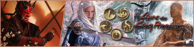 Le Livre des Cinq Anneaux / Legends of Five Rings [L5A / L5R] 806696header