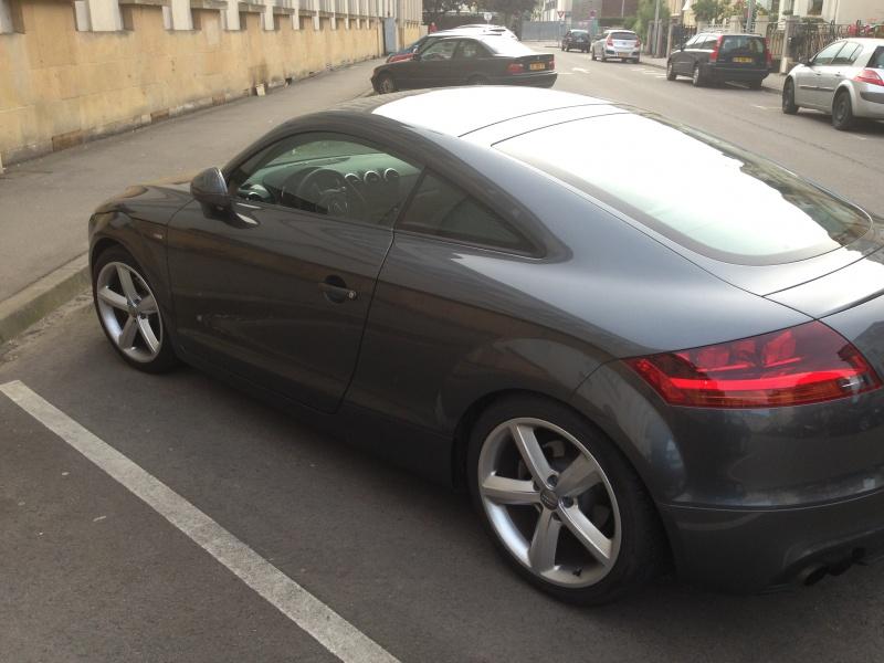 Audi tt 1.8 160 S-line Gris Daytona 806973IMG0071