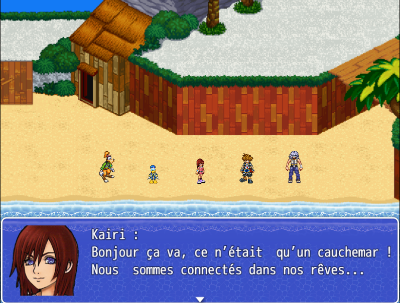 Kingdom Hearts Rpg Maker MV Android DEMO disponible téléchargeable 807305351