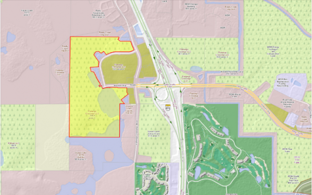 [Walt Disney World] Flamingo Crossings (2009 à 2019) 807801w151