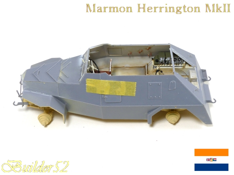 Marmon Herrington Mk.II - Grèce 1941 - IBG 1/35 809495P1040851