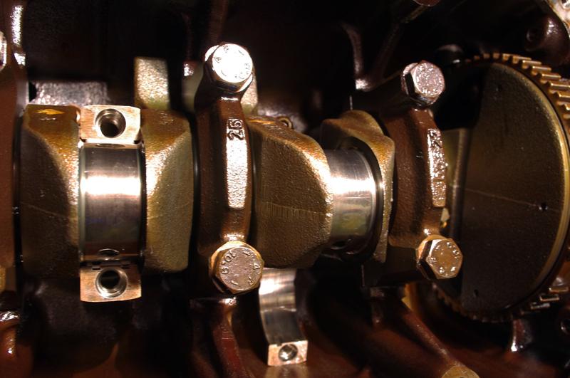 [Moteur M44] Changement des coussinets de bielles 810223IMGP5495