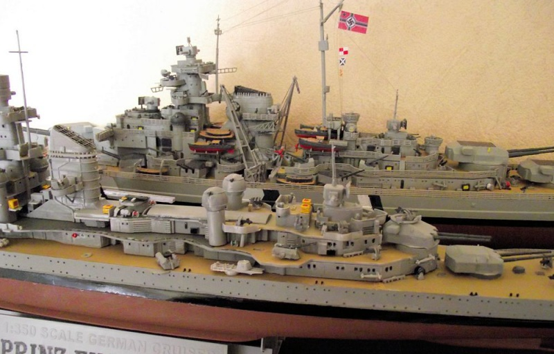 Prinz Eugen Trumpetter 1/350  810275PrinzEugenTrumpeter1x35023