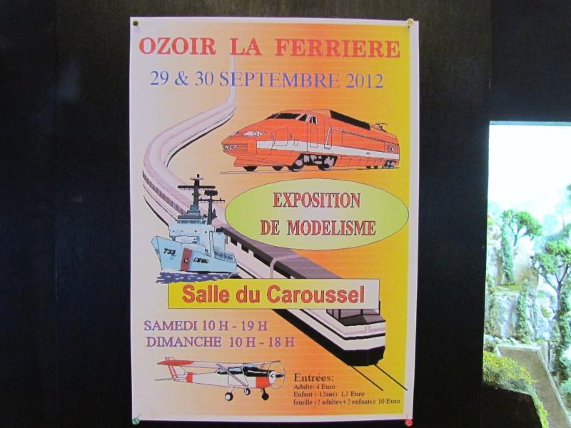 IMAGES DE L'EXPOSITION MODELISME FERROVIAIRE SAINT-MANDE 2012 (1) 810407IMG3541