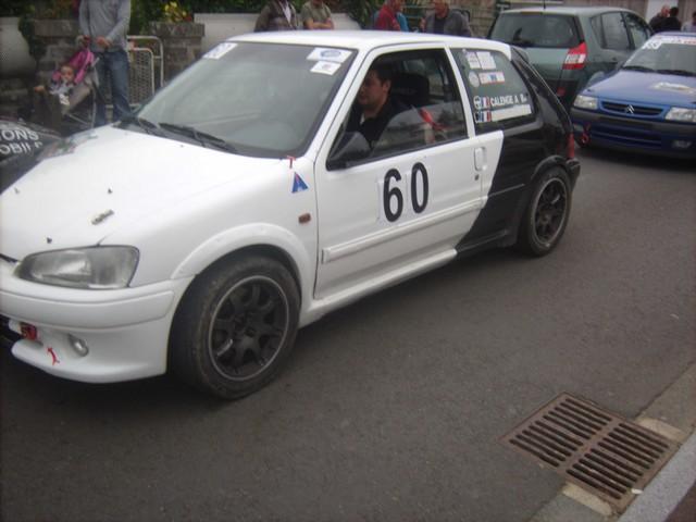 31è Rallye Tessy sur Vire Gouvets 2012 (vérifications techniques)  810426Sep01774