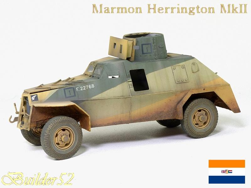 Marmon Herrington Mk.II - Grèce 1941 - IBG 1/35 811088P1040873