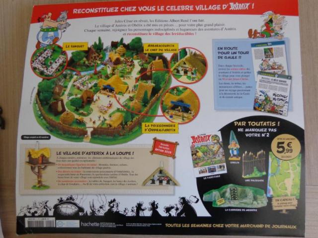 Le Village Asterix - Hachette-Collections (2016) - Page 2 811677Test2
