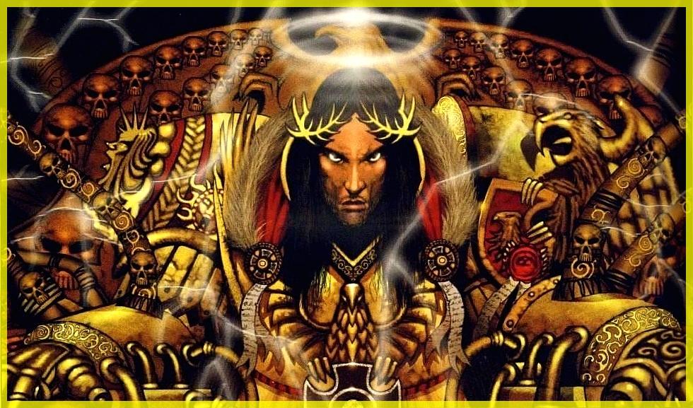 [Question] Qui est l'Empereur de l'Humanité ? 811728Emperorofmankind